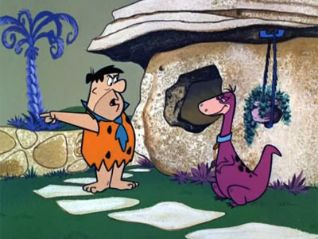 The Flintstones: Dino and Juliet
