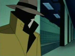 Batman Beyond: Where's Terry?