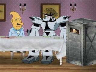 The Brak Show: Dinner Party