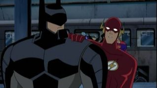 Justice League: The Savage Time, Part 1