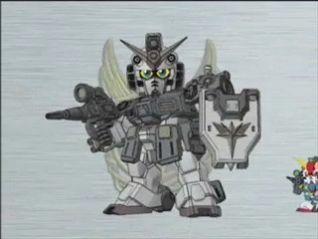 SD Gundam: Go! Gunbike!