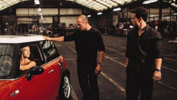 The Italian Job 2003 F Gary Gray Synopsis