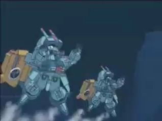 SD Gundam: Masters of the Deep Sea: GunDivers