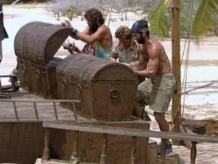 Survivor: Swimming With Sharks