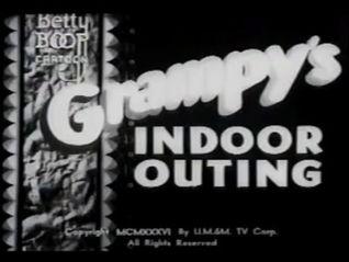 Grampy's Indoor Outing