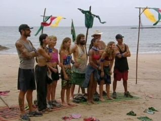 Survivor: Anger, Tears and Chaos