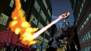 Justice League Unlimited: Initiation