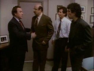 The Larry Sanders Show: Larry's Partner