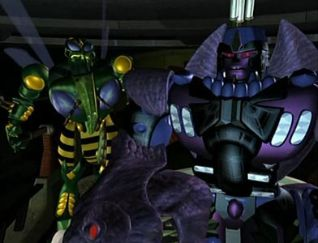Beast Wars Transformers: Aftermath