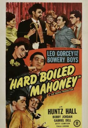 Hard-Boiled Mahoney