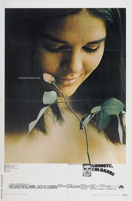 goodbye columbus themes Brenda patimkin, in goodbye, columbus (1959) is no renegade or  letting go  and refusing to let go was roth's great theme, as well as his.