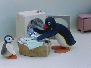 Pingu: Pingu Refuses to Help