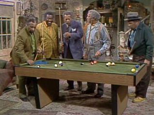 Sanford and Son: A House Is Not a Poolroom
