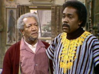 Sanford and Son: Lamont Goes African