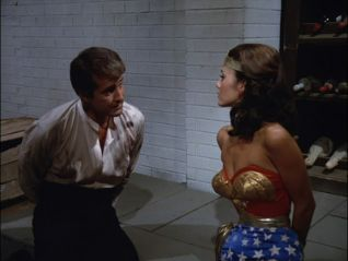 Wonder Woman: The Bushwackers