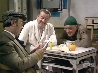 Last of the Summer Wine: The Man from Oswestry