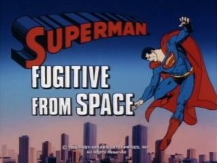The Adventures of Superman: The Haunted Lighthouse
