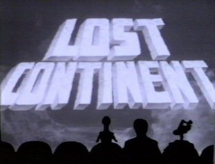 Mystery Science Theater 3000: Lost Continent
