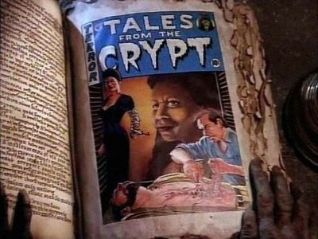 Tales From the Crypt: The Reluctant Vampire