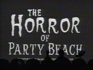 Mystery Science Theater 3000: The Horror of Party Beach