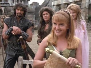 Xena: Warrior Princess: The Quill Is Mightier...