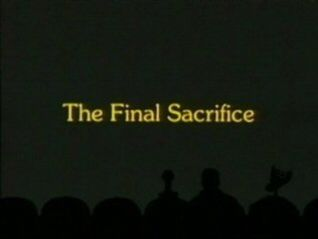 Mystery Science Theater 3000: The Final Sacrifice
