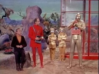 Lost in Space: The Dream Monster