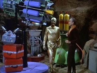 Lost in Space: The Golden Man