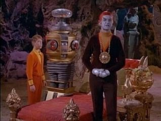 Lost in Space: Cave of the Wizards