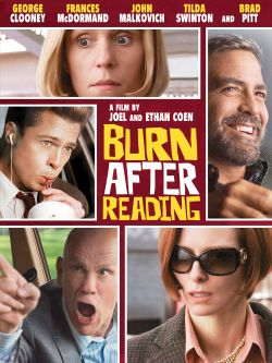 burn after reading 2008 trailers reviews synopsis