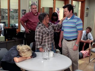 Parks and Recreation: Ron and Tammys