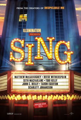 Sing / produced by Chris Meledandri, Janet Healy &#59; written and directed by Garth Jennings &#59; a Universal Pictures.
