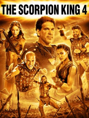 The scorpion king 4 quest for power 2015 mike elliott cast and