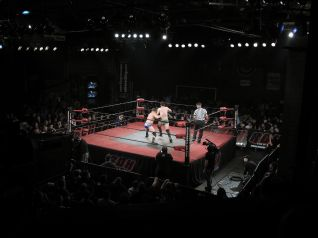 Inside Indie Wrestling