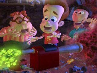 The Adventures of Jimmy Neutron, Boy Genius [Animated TV Series]