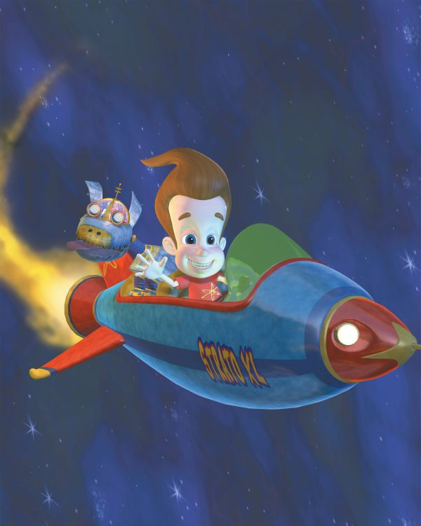 Adventures of Jimmy Neutron, Boy Genius