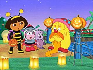 Dora the Explorer: Halloween Parade
