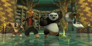Kung Fu Panda: Legends of Awesomeness [Animated TV Series]