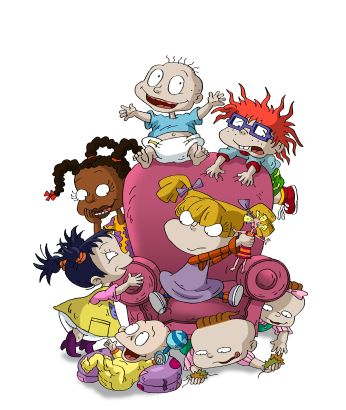 Rugrats [Animated TV Series]