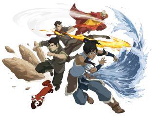 The Legend of Korra [Animated TV Series]