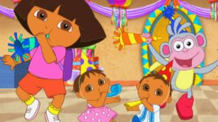 Dora the Explorer: Happy Birthday, Super Babies!