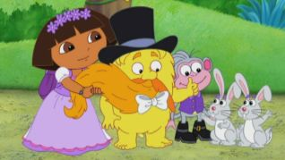 Dora the Explorer: The Grumpy Old Troll Gets Married