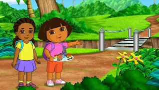 Dora the Explorer: Pepe the Pig's School Adventure