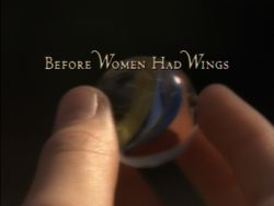 Before Women Had Wings