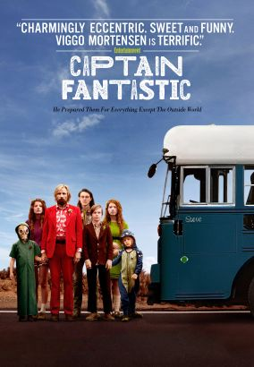 Captain Fantastic / produced by Shivani Rawat, Monica Levinson, Lynette Howell Taylor and Jamie Patricof &#59; written and directed by Matt Ross.