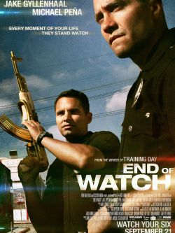 End of watch [videorecording]