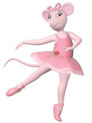 Angelina Ballerina [Animated TV Series]