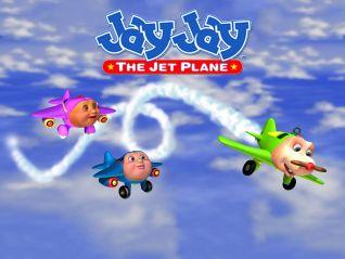 Jay Jay the Jet Plane [Animated TV Series]