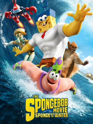 The Spongebob movie : Sponge out of water / Paramount Animation and Nickelodeon Movies presents a United Plankton Pictures production &#59; produced b