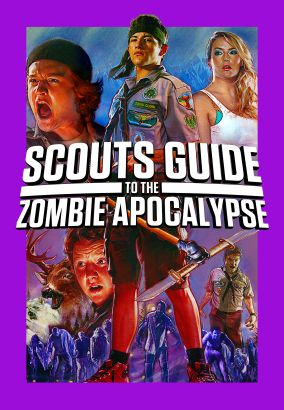 Scouts Guide to the Zombie Apocalypse (Movie Review)